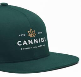 Cannibi Hat Mockup